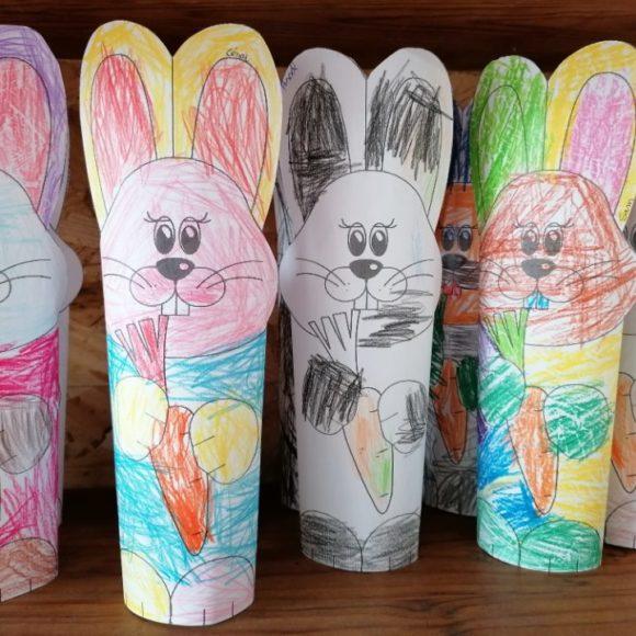Activités sur le thème de Pâques