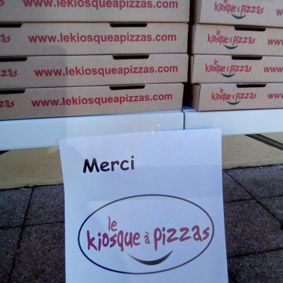 """La 3ème et dernière """"opération Pizzas"""""""