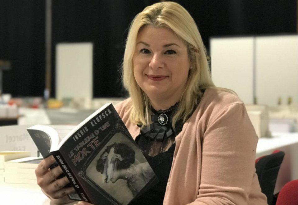 Rencontre des collégiens avec l'écrivaine Ingrid Klupsch