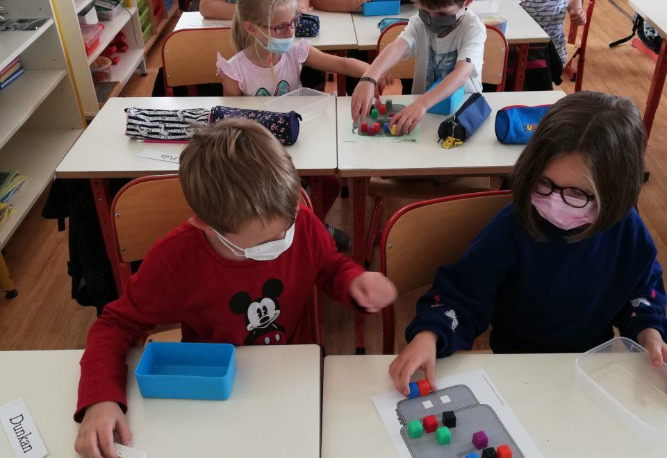 Atelier mathématiques en CP