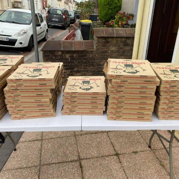 Opérations pizzas organisée par l'APEL