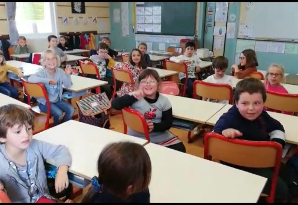 A l'école des citoyens avec les élèves de Mme Malecka